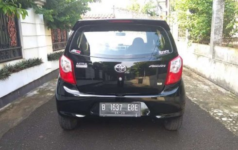 Mobil Toyota Agya 2015 E terbaik di DKI Jakarta