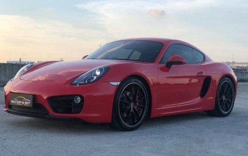 Jual mobil Porsche Cayman 2016 bekas, DKI Jakarta