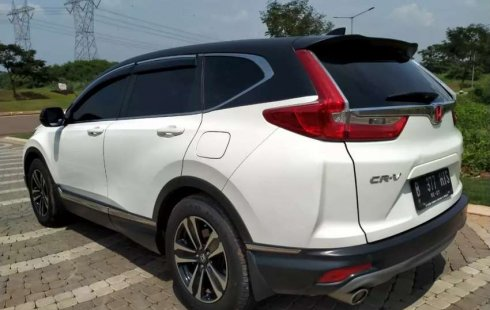 Honda CR-V 2017 Banten dijual dengan harga termurah