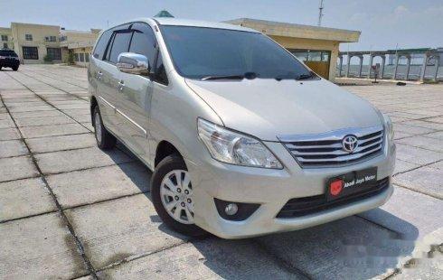 DKI Jakarta, jual mobil Toyota Kijang Innova G 2012 dengan harga terjangkau