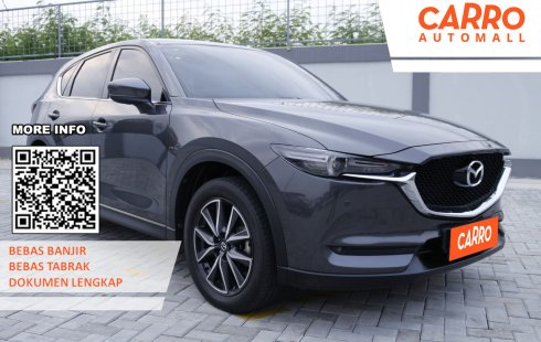Mazda CX-5 GT 2.5 AT 2018 Abu-Abu