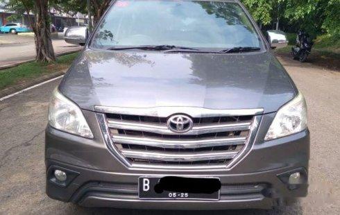 Jual Toyota Kijang Innova V 2015 harga murah di DKI Jakarta