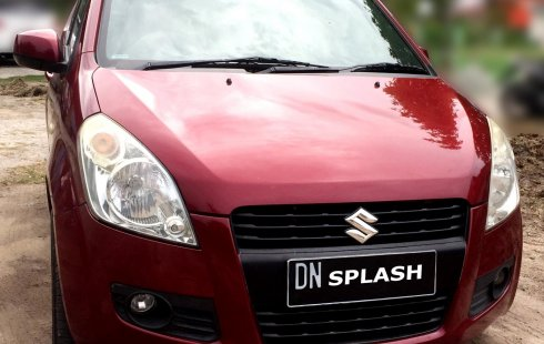 Suzuki Splash Keluaran Tahun 2011 Akhir