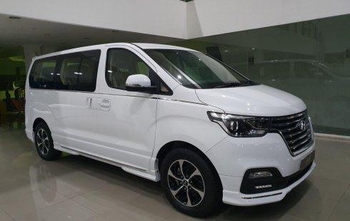 Hyundai H-1 Royale Limited CRDi e-VGTurbocharge Promo Harga Akhir Tahun | H1 Kredit Bunga / DP 0%