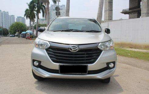 Daihatsu Xenia X DELUXE 2017 Silver