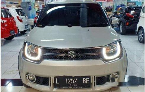 Jual mobil Suzuki Ignis GX 2018 bekas, Jawa Timur