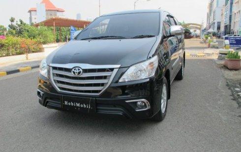 Toyota Kijang Innova E