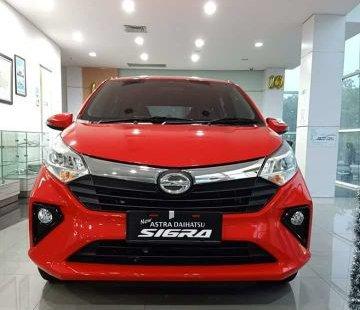 DP 10jt New Daihatsu Sigra 2020