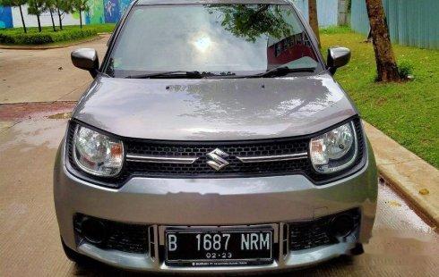 Suzuki Ignis 2017 DKI Jakarta dijual dengan harga termurah