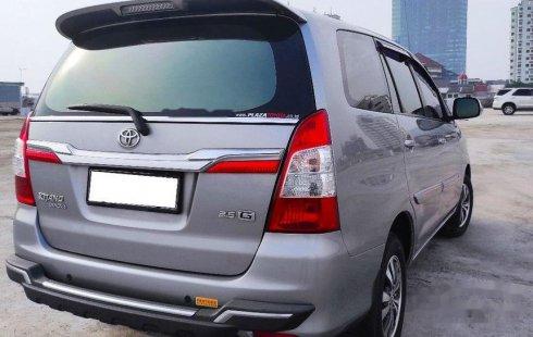 DKI Jakarta, Toyota Kijang Innova G 2015 kondisi terawat