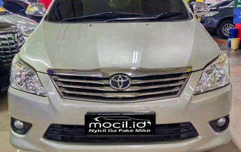 Jual mobil Toyota Kijang Innova 2012 , Kota Jakarta Pusat, DKI Jakarta