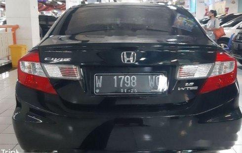 Mobil Honda Civic 2014 1.8 terbaik di Jawa Timur