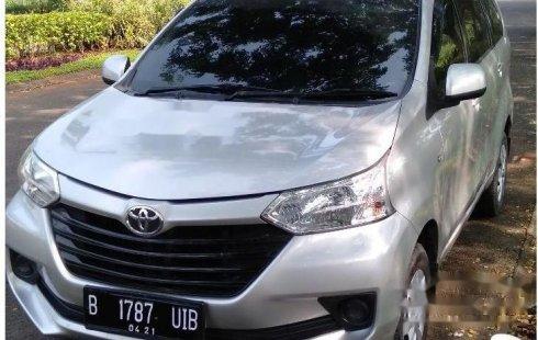 DKI Jakarta, Toyota Avanza E 2016 kondisi terawat