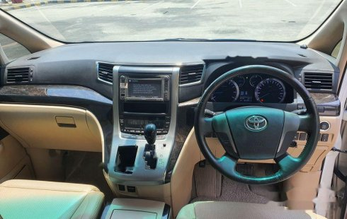 Jual mobil Toyota Alphard G G 2013 bekas, DKI Jakarta