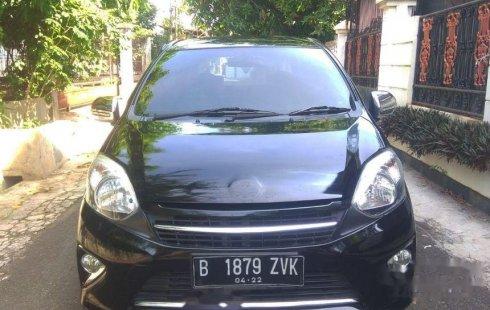 Jual Toyota Agya G 2014 harga murah di DKI Jakarta