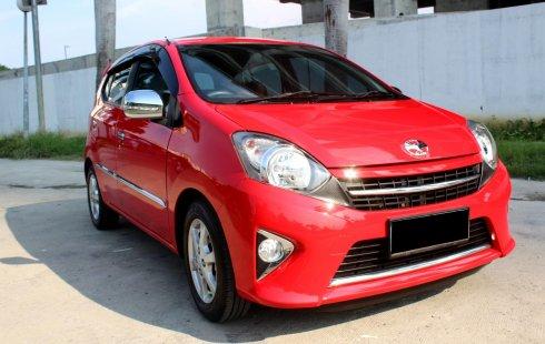 Toyota Agya G 2016 Merah