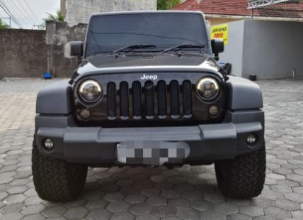 Jeep Wrangler JK Sport Unlimited NIK 2013 REG 2018