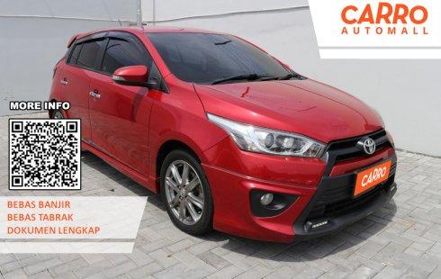 Toyota Yaris 1.5 TRD Sportivo AT 2016 Merah