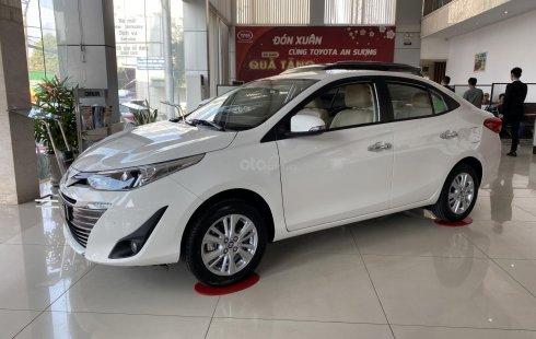 Toyota Vios 2019 Sedan