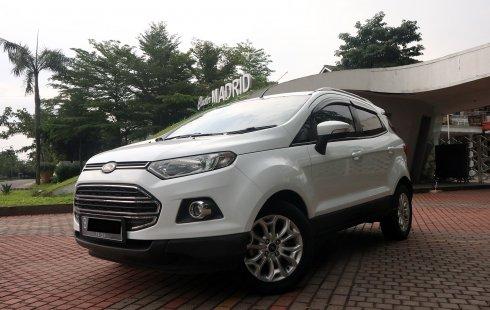 Ford Ecosport 1.5 Titanium AT 2014 Putih