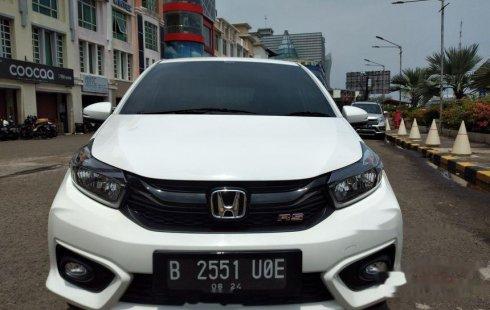 Jual Honda Brio RS 2019 harga murah di DKI Jakarta