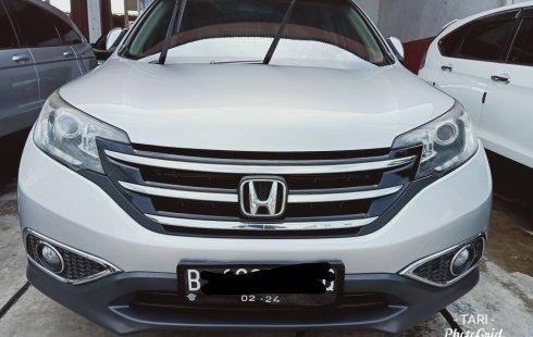 Honda CR-V 2.4 i-VTEC at 2013