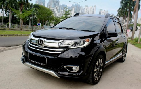 Honda BR-V E 2019 Hitam