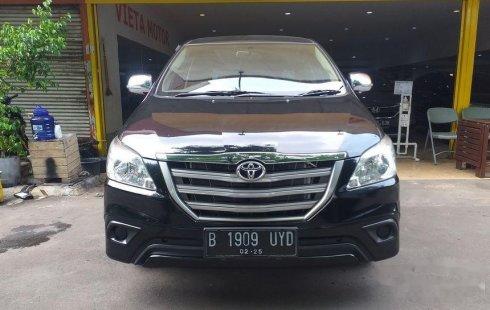 DKI Jakarta, jual mobil Toyota Kijang Innova E 2015 dengan harga terjangkau