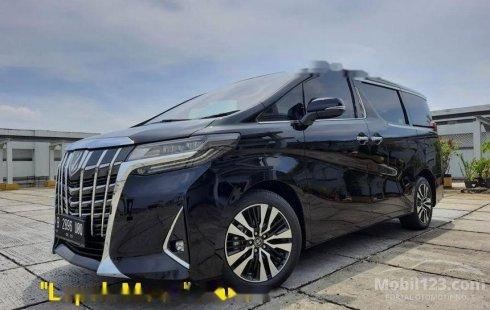 Mobil Toyota Alphard 2020 G dijual, DKI Jakarta