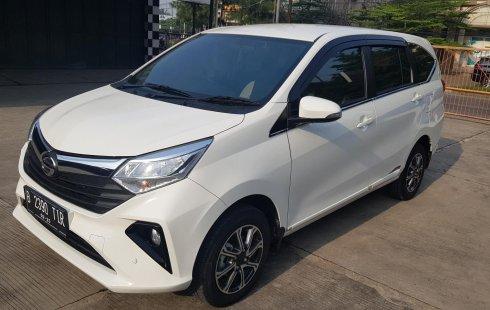 Daihatsu Sigra R Deluxe At 2020 Putih