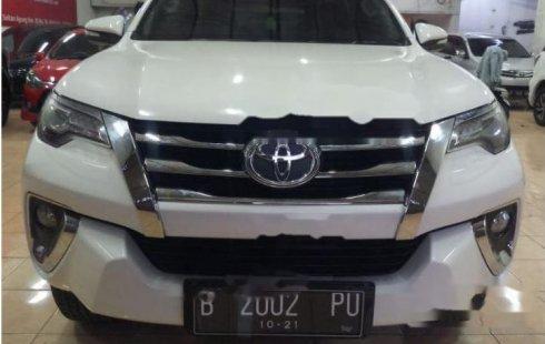 Toyota Fortuner 2016 Jawa Barat dijual dengan harga termurah
