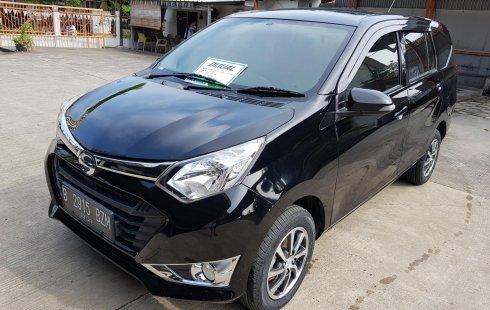 Daihatsu Sigra 1.2 R Mt 2018 Hitam