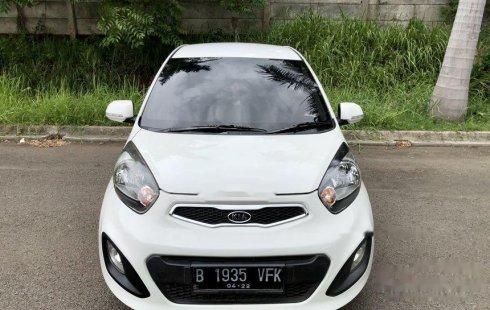 Jual cepat Kia Picanto SE 3 2012 di DKI Jakarta