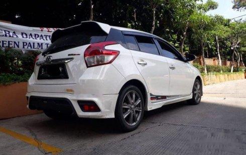 DKI Jakarta, Toyota Yaris TRD Sportivo 2016 kondisi terawat