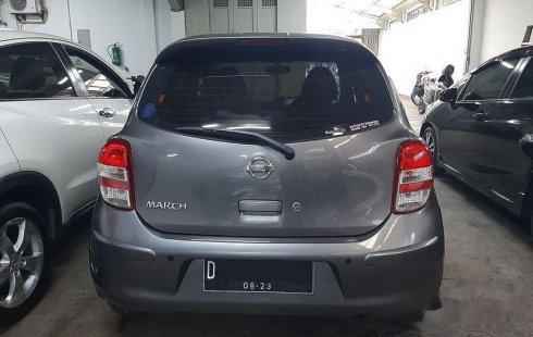 Mobil Nissan March 2013 1.2L terbaik di Jawa Barat