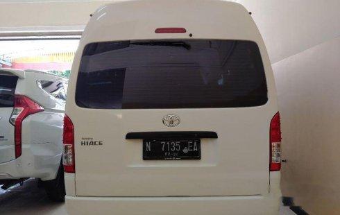 Mobil Toyota Hiace 2018 High Grade Commuter dijual, Jawa Timur