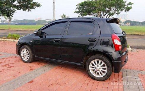Jual mobil bekas murah Toyota Etios 2013 di DKI Jakarta