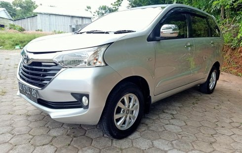 Toyota Avanza 1.3 NA 2016 Silver