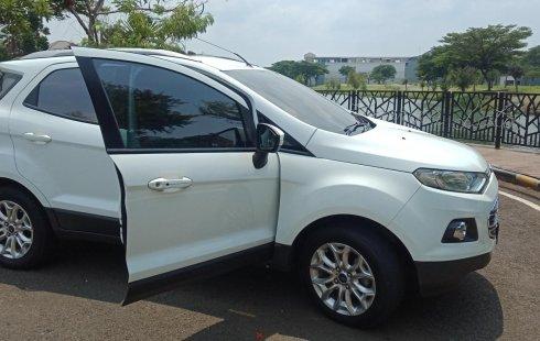 Ford EcoSport Titanium 2014 SUV