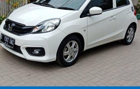 Honda Brio E 2016 Putih, TERMURAH!!! WA 0859-7537-5700 Dp dan Angsuran Mobil Paling Murah