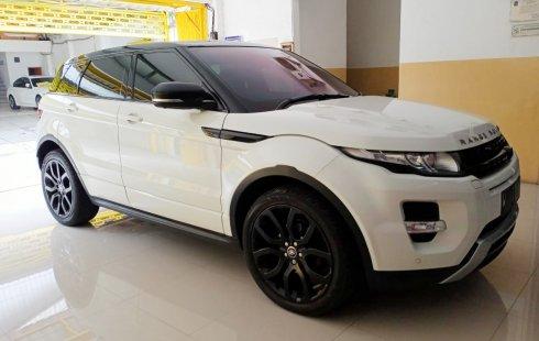 Land Rover Range Rover Evoque 2.0 Dynamic Luxury 2013