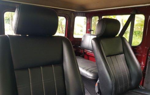 Toyota Hardtop diesel bj40 asli 1982