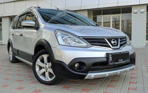 (HARGA CASH) Nissan Grand Livina 1.5 X GEAR 2015 AT