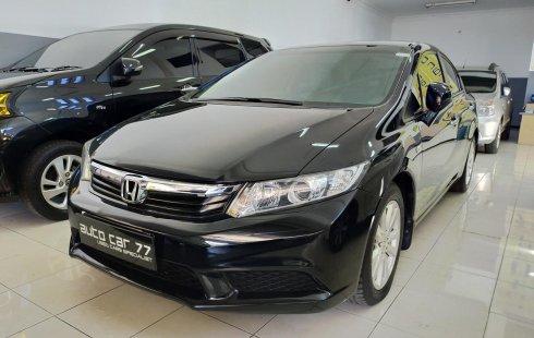 Honda Civic 1.8 i-Vtec 2012 Hitam
