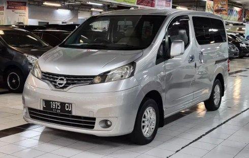 2014 Nissan Evalia HWS 1.5 MT Bensin Silver Surabaya