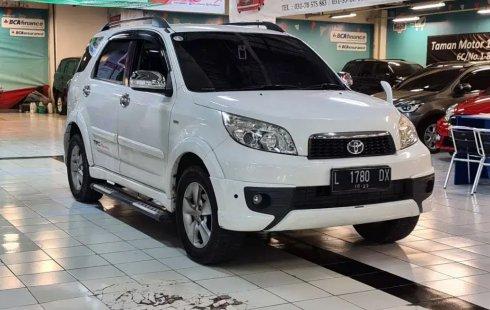 2013 Toyota Rush S TRD 1.5 AT Bensin Putih Surabaya