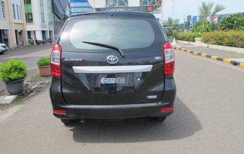 Toyota Avanza E 2016 Metik
