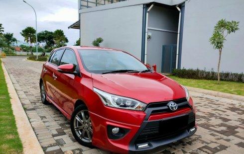 Toyota Yaris TRD Sportivo Merah