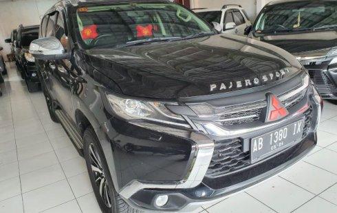 Mobil Mitsubishi Pajero Sport Dakar 2016 dijual, DI Yogyakarta