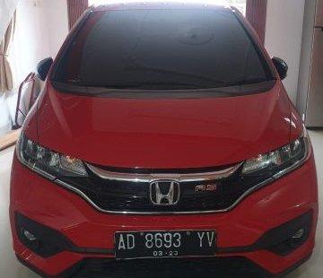 Mobil Honda Jazz RS 2018 dijual, DI Yogyakarta